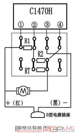 原理图插入电路板,使用30w左右的电烙铁以适宜的温度